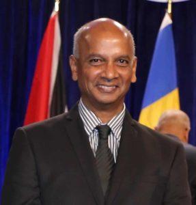 Professor Patrick Hosein